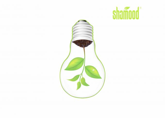 Promotional Hanging Novel Bulb Thick Paper Air Freshener For Vehicles & Home