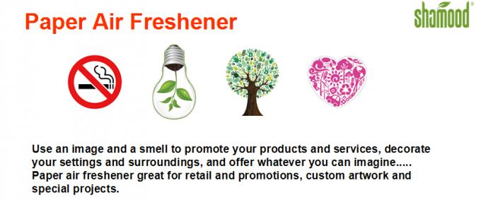 Customized Essential Oil Air Freshener