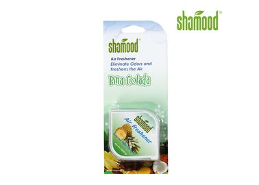 China Aromatous Gel  Essential Oil  Air Freshener Fresh Products Air Freshener Oil Base supplier