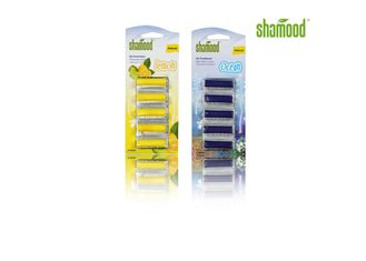 China Small Oder-eliminating Air Freshener Vacuum Cleaner 5 Strips / PK supplier