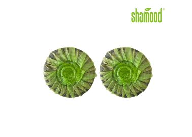 China Shamood Two Pieces Superfresh Green Toilet Air Freshener For Home Cleaness supplier