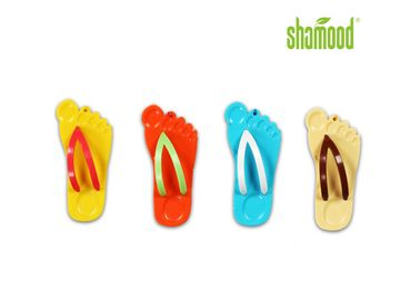 China Simple Flip - flop Peppermint Air Freshener Pina Colada Banana Citrus Milk Vanilla supplier