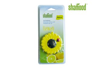 China Sunflower Plastic Air Freshener  Vehicle Office Home Hanging Refresher supplier