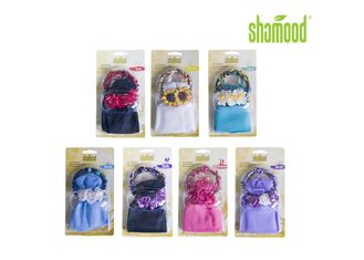 China Hanging Car Air Fresheners Cherry Car Air Freshener Seven Scented Garland Satchel supplier