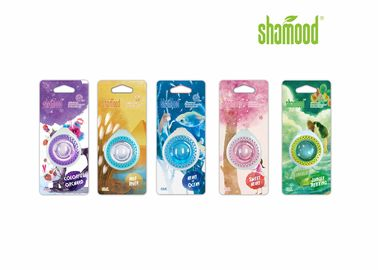 China Sweet Necklace Long Lasting Car Air Freshener In Mutiple Functions supplier