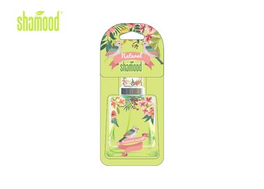 Rear View Mirror Paper Auto Air Freshener Natural World Fragrance