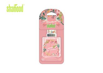 China Strawberry Fragrance Hanging Paper Air Freshener Rear View Mirror Type supplier