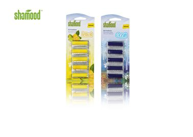 China Customized Vacuum Home Air Freshener Lemon Ocean Scents supplier
