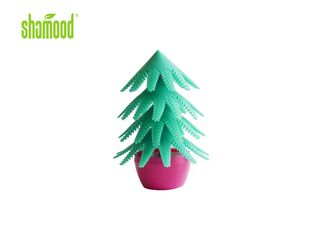 Apple Spice Fragrance Household  Air Freshener Christmas Tree Design