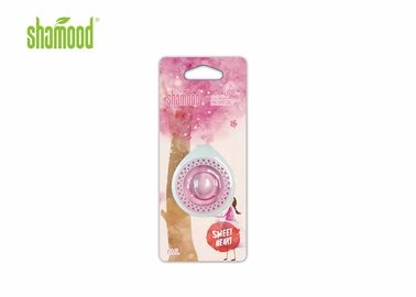 China Sweet Heart 507904 Hanging Liquid Air Perfume Using Both Car Vent Hanging supplier