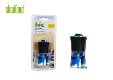 China Vent Series Tropical Breeze Fragrance Aromatic Air Freshener Liquid Type supplier