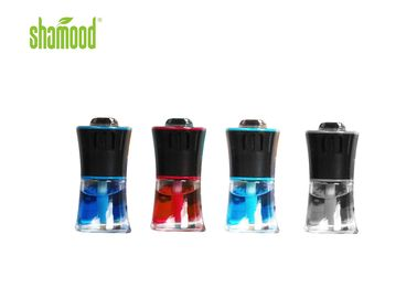 China Liquid Four Fragrances Aromatic Liquid Car Air Freshener With Clip supplier