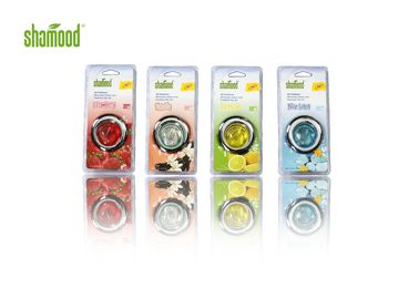 Four Fragrance Membrane Liquid Car Air Freshener Aromatic Products