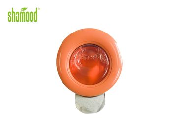 China Jasmine Orange Aromatic Promotional Air Fresheners Vent Chip Inside supplier