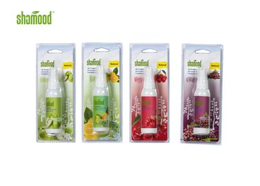 China Healthy Household Air Freshener Spray 4 Scents Selcetion Personalized Perfume supplier