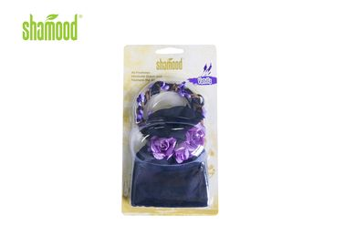 Black Garland Vanilla Scent Bag Hanging Shamood Air Fresheners For House