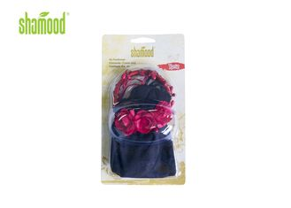 Romantic Fragrance Restroom Air Fresheners Red Garland Rose Scent Bag