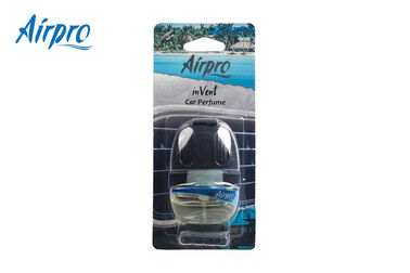 Caribbean Sea Luxury Car Perfume , Lightweight Car Accessories Air Fresheners