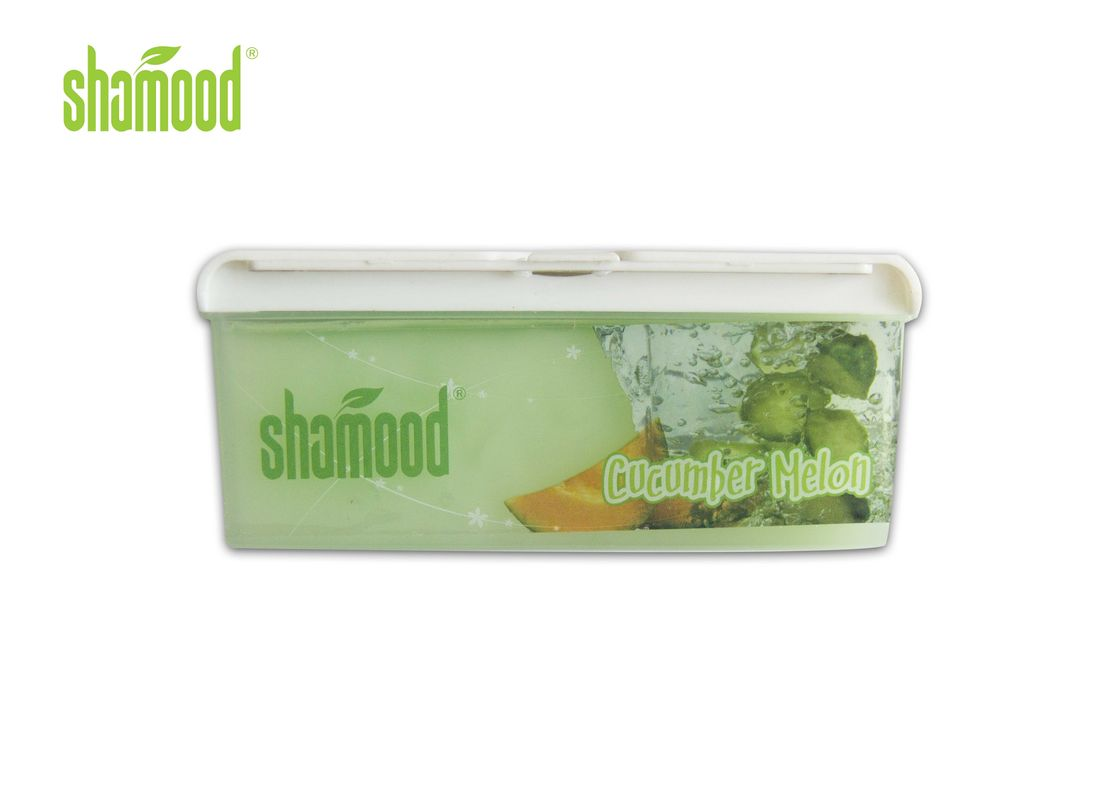 Long lasting gel air freshener cucumber melon fragrance for Long lasting home fragrance