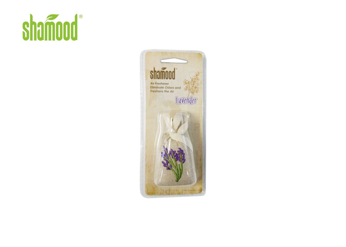Small Bag Size Lavender Hanging Air Freshener Natural