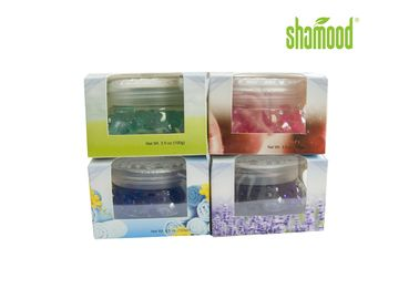 Up-right 3.5OZ Medium Home Decoration Crystal Beads Air Freshener Odor Neutralizing Gel Beads Fragrance