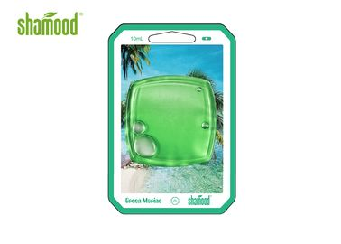 Green Marine Scent Liquid Membrane Air Freshener Vanilla Car Air Freshener
